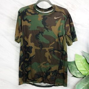 Nike Pro Combat Fitted Large